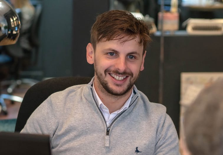 Tom Overton-Smith, Lettings Manager